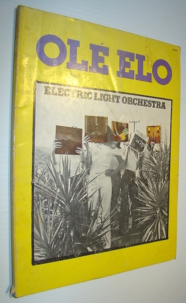 Ole elo (electric light orchestra) songbook: includes sheet music ...